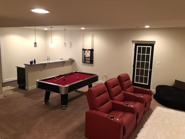 Brand New 1b/1ba Apartment w private entry