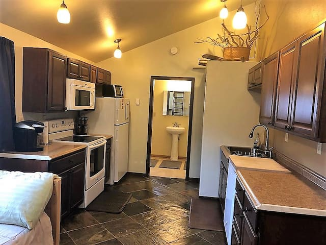 Full Sized Appliances including Dishwasher and Keurig Coffee Maker