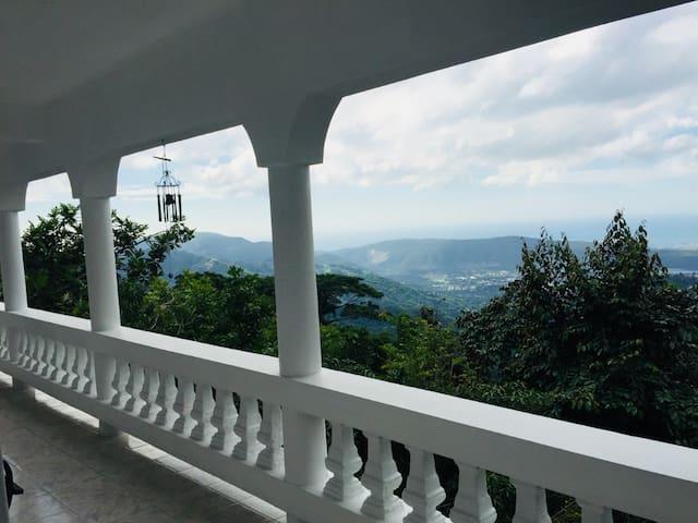 Irish Town Jamaica Scenic Blue Mountain Getaway