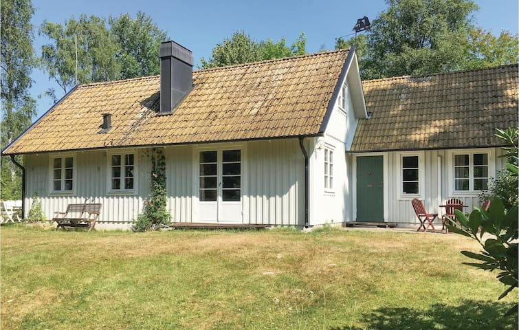 Holiday cottage with 3 bedrooms on 95m² in Vittsjö
