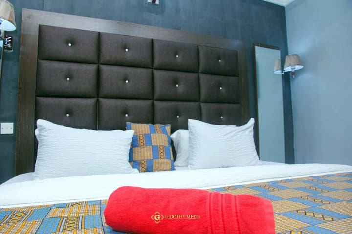 Comfortable & beautiful rooms.