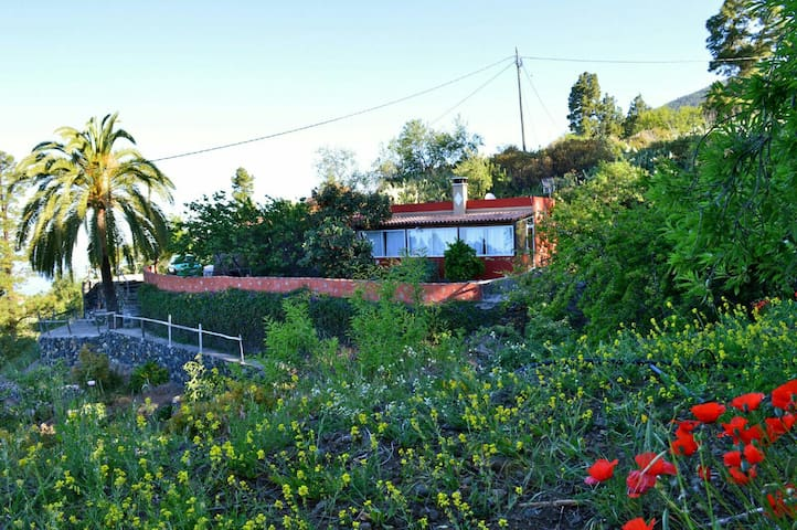 """Casa """"Pío"""" en Tijarafe, La Palma - Tijarafe - Huis"""
