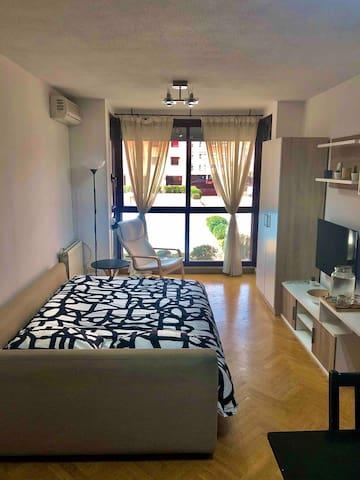 alojamiento ideal en Madrid  para sentirse en casa