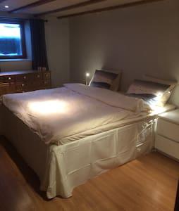 Stor leilighet sentralt i Trondheim - Trondheim - Hus