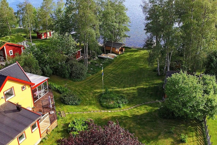8 person holiday home in NÄSSJÖ