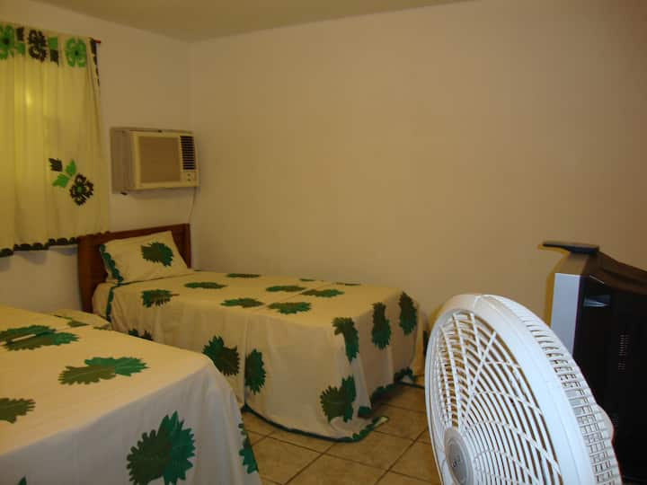 "Guest House ""Marabou"" in the heart of Jacmel"