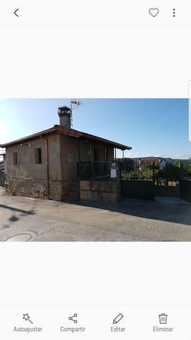 Casa de piedra cerca de Ourense