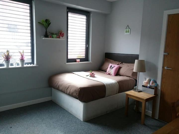 Cosy Double room in the Liverpool City Centre