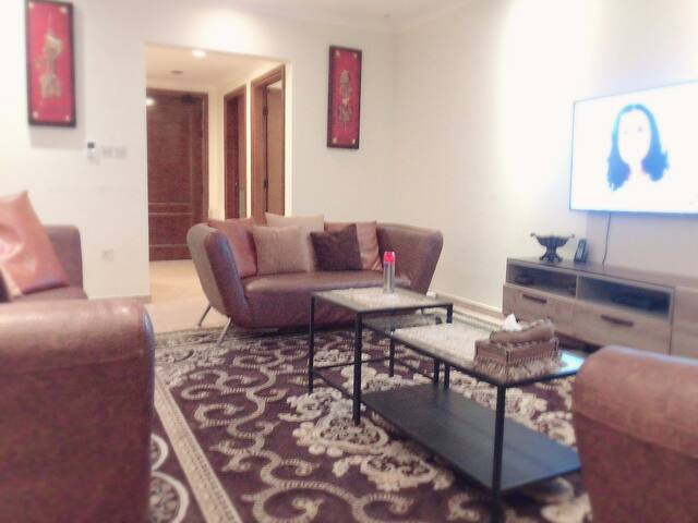 beautiful 1 bedroom apartment in mirdif