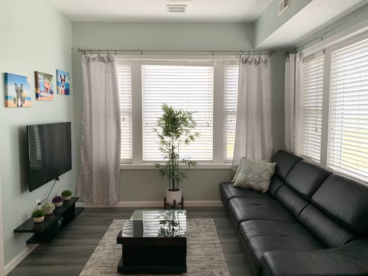 [2F] Modern Atlantic City Apartment - Ocean View