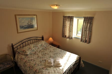 Prom Port Apartment Beautiful rural views WELCOME - Welshpool - Appartement