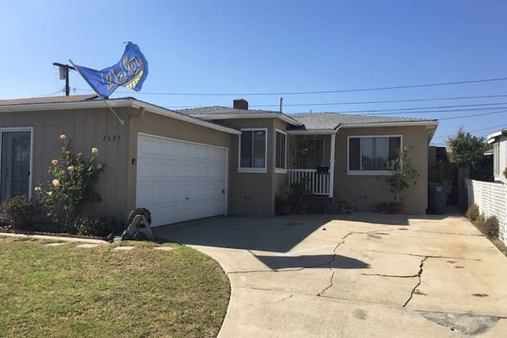 WHOLE HOME near LAX / Beaches - Gardena