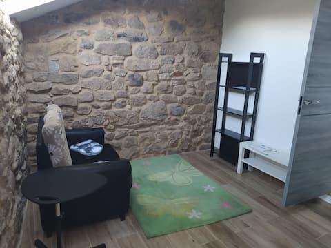 Micro estúdio rural