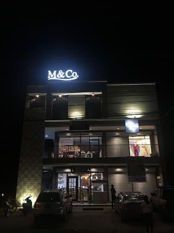 M&Co. Building