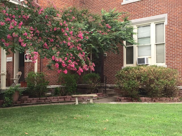 Walking distance to Quilt Museum! - Paducah - Apartment