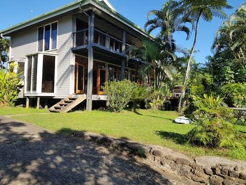 * Фиджийский лодочный домик *