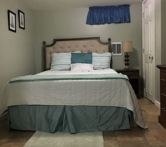 LUXURIOUS AND CLEAN IN-LAW APARTMENT - Worcester - Casa