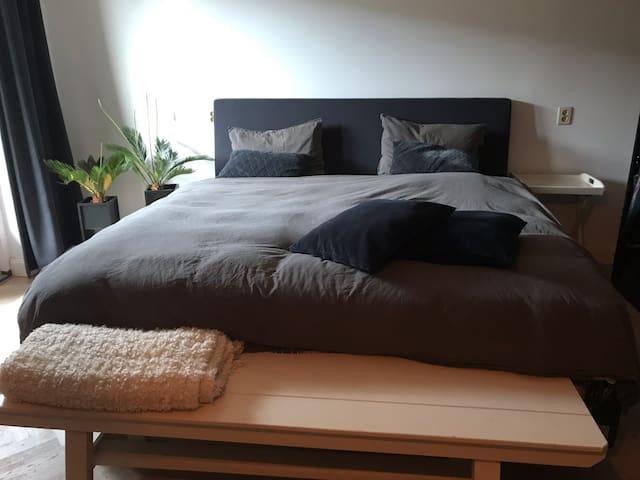 Luxe modern appartement centrum van Utrecht