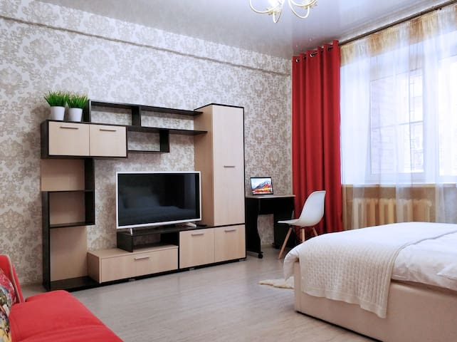 GoldenRingApartments. Центр. Чайковского 68а.
