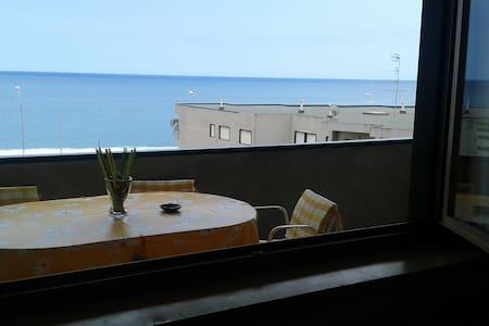 Bivani Sea Front close TAORMINA - Taormina - Apartamento