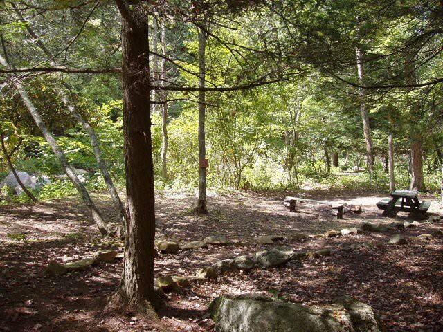 Campsite Sector III