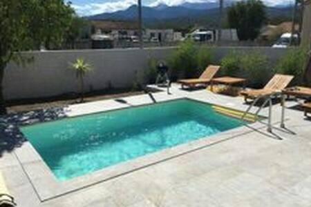 villa 2 piscine  4/6 personnes Corse/solenzara - Ventiseri