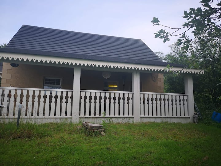 Linnet Lodge -Self Catering Chalet. (Chalet 1)