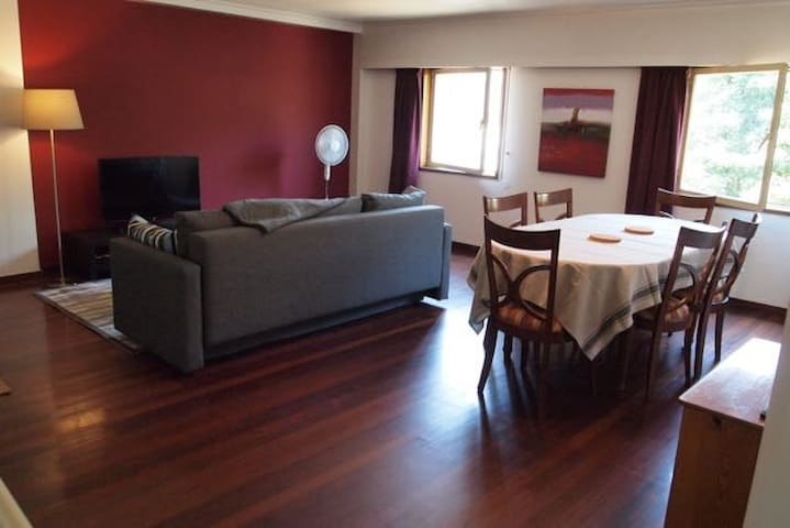 Spacious apartment by the centre of Guimarães - Guimarães - Leilighet