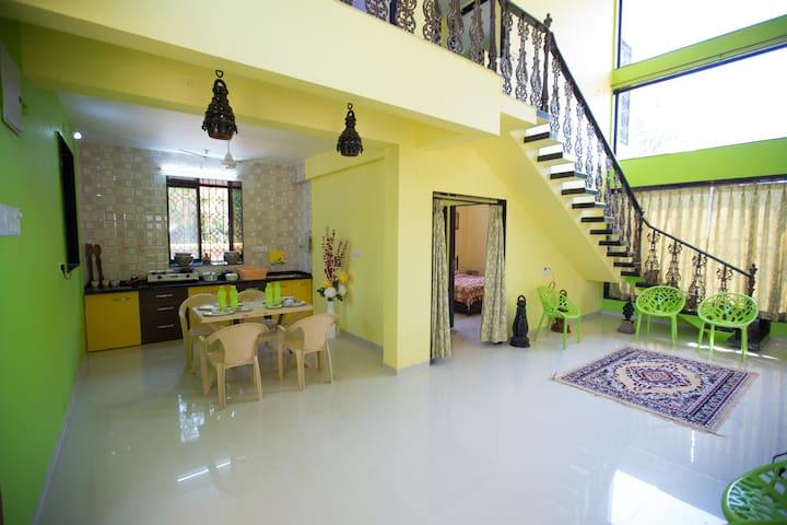 Amaltas: A laburnum themed cottage