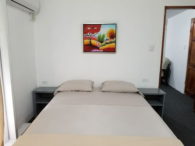 Apartment 7- One bedroom with spacious living area