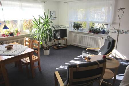 Haus Elke, (Gomadingen), Ferienwohnung Haus Elke, 50qm, 1 Schlafraum, maximal 4 Personen