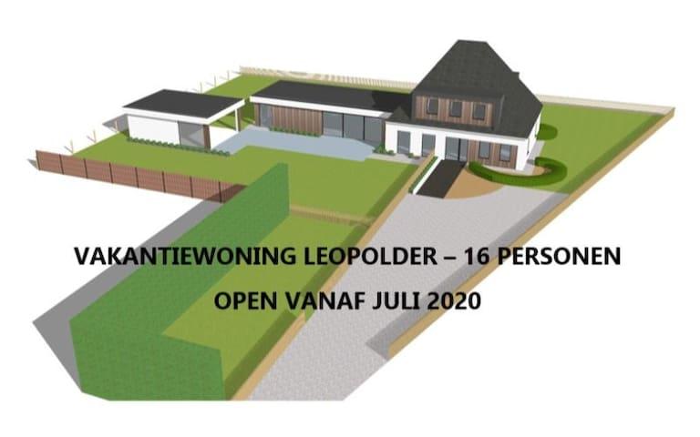 Vacation rental Leopolder