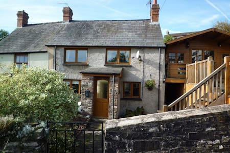 Dragons Cottage - Bwlch - Casa