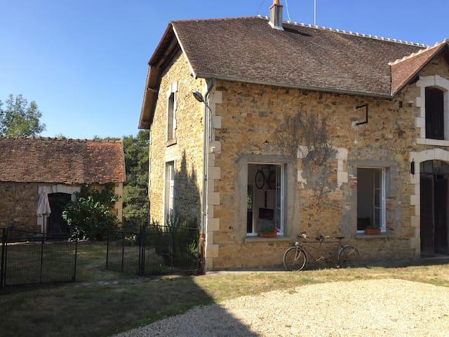 Le Tandem, Chateau De La Motte - Prissac - Casa