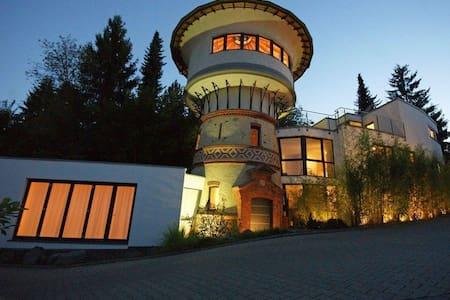 Wasserturm - Symbiose aus Historisch und Topmodern - Niedernhausen - Дом