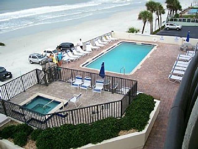 Oceanfront Condo Daytona Beach