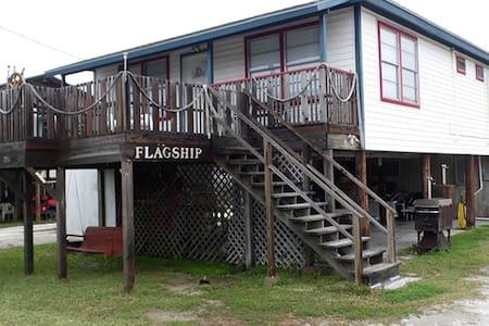 Flagship - 731 Copano Cove Rd - House