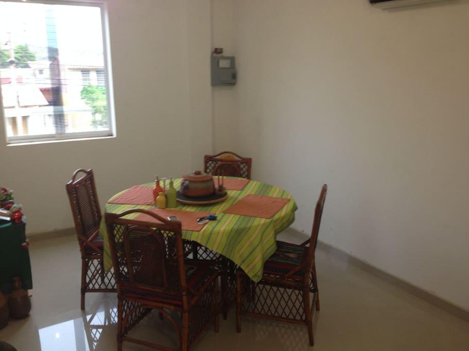 Sala Comedor / Sala de Jantar
