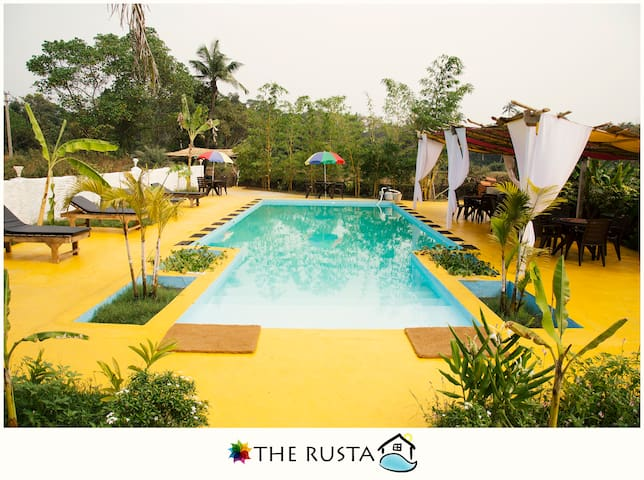 The Rusta Holiday Home 2 - Arambol - Dom