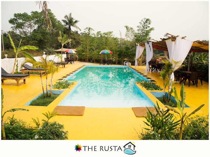 The Rusta Holiday Home 2