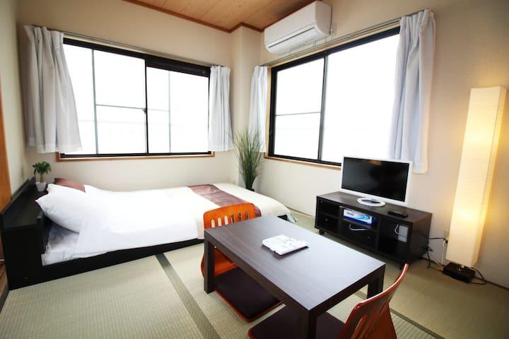 Japanese Style Room!Near Shinjuku!Max 6ppl!