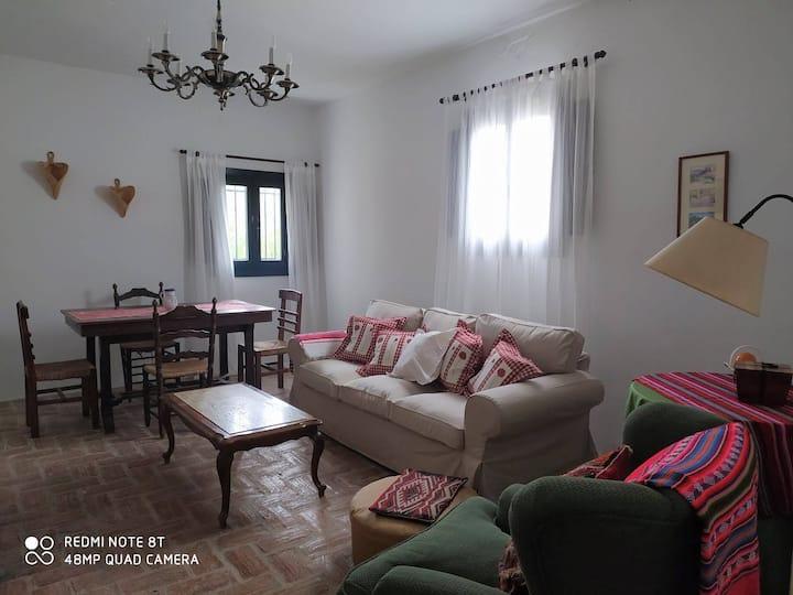 Countryside villa south Spain