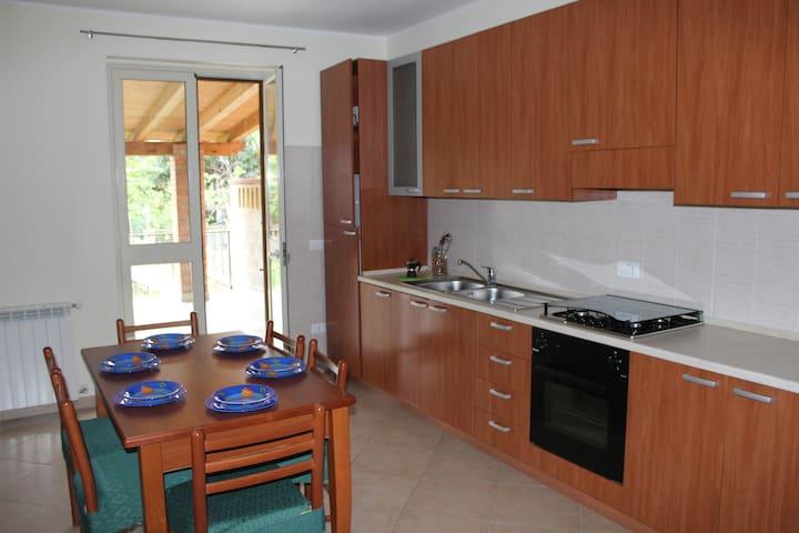 Appartamento 100mq ad Oliveri - Oliveri - Apartment