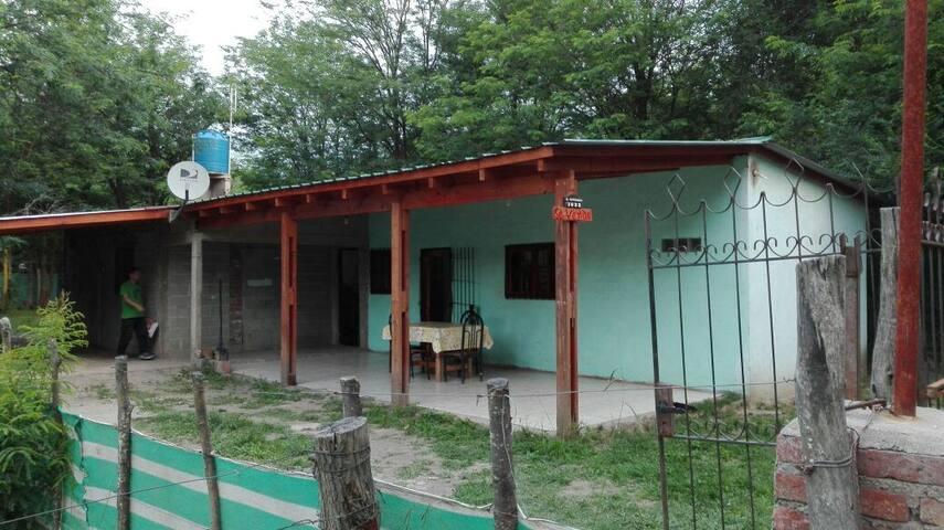 Casa en Cosquín alquiler temporario - Cosquín