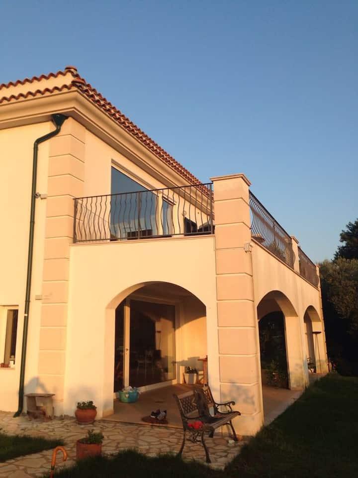Villa a Vico del Gargano