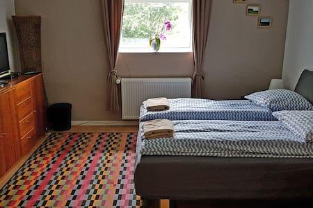 "Silkeborg North Hostel H3 ""hygge og ro"" - Fårvang"