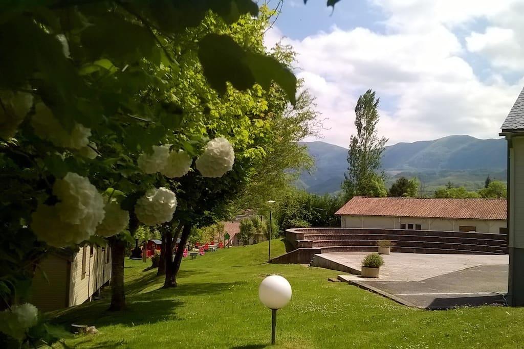 Le village de vacances