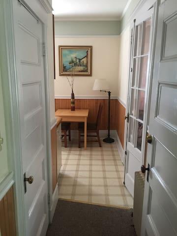 Cozy studio apartment in home