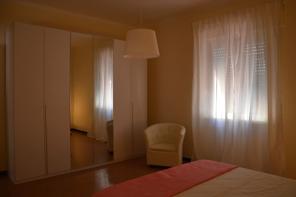 camera da letto matrimoniale n.1- double bedroom n.1