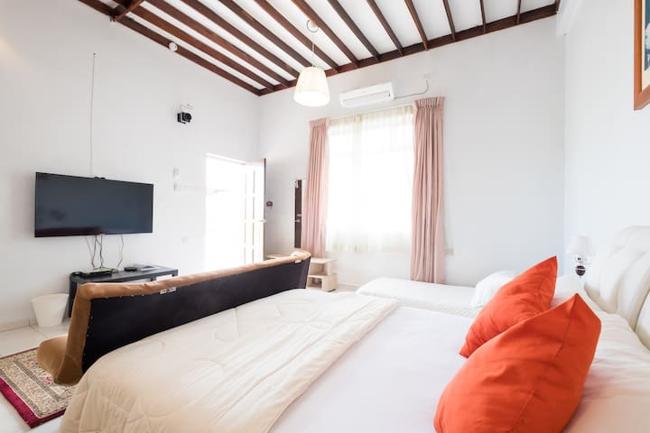 Studio Apartment Kurau Inn Farmstay